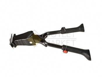 Подножка велосипедная сталь HORST H037A